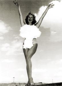Lee Merlin, Miss Atomic Bomb